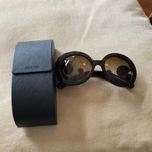 Prada Baroque Sunglasses